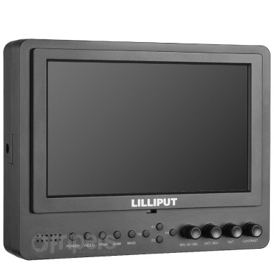 Preview LCD display 665/WH Lilliput WHDI