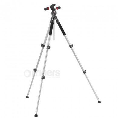 Professional tripod FreePower 666 with 3D head
