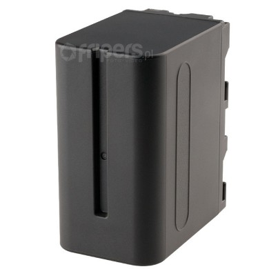 Rechargeable battery Li-ion type NP-F970/960/950/930 Newell