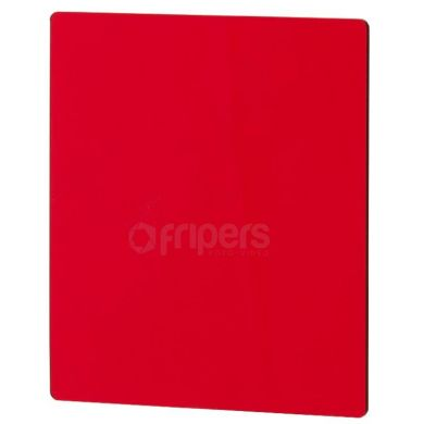 Rectangular filter 84x96 mm RED Cokin type FreePower