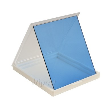 Rectangular filter 84x99 mm Cokin P type BLUE FreePower
