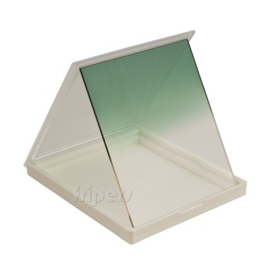 Rectangular filter 84x99 mm Cokin P type half GREEN FreePower