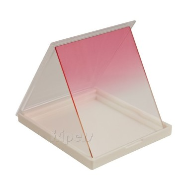 Rectangular filter 84x99 mm Cokin type half ROSE FreePower