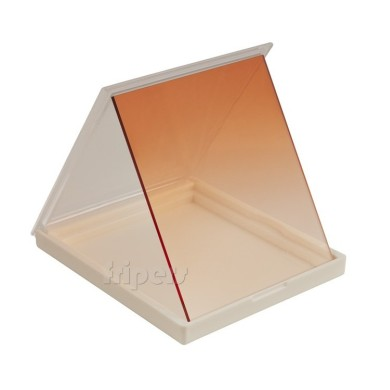 Rectangular filter 84x99 mm RED Cokin P type FreePower