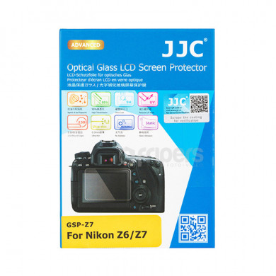 Screen Protector JJC GSP-Z7 Optical Glass
