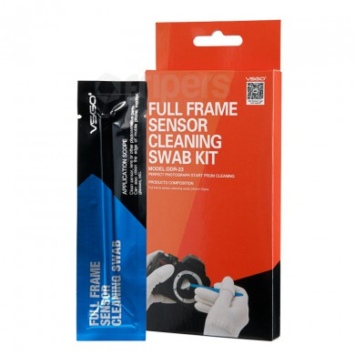 Sensor cleaning kit