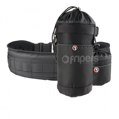 Set with S7 Lens Pouch Reporter & second to choose and V9 Waist Belt