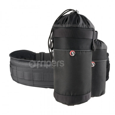 Set with S8 Lens Pouch Reporter & second to choose and V9 Waist Belt