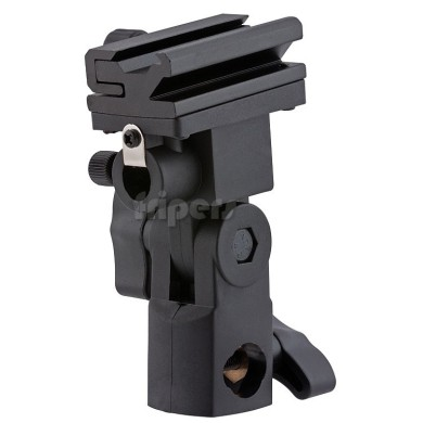 Shoe Mount Adjustable Adapter with Umbrella Holder FreePower