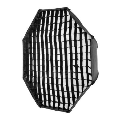 Softbox 120cm Bowens GRID 4cm ventilated FreePower