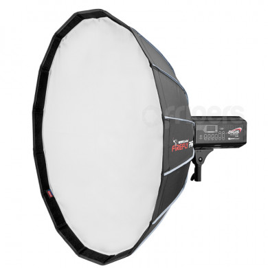Softbox 16-gon Aurora Firefly PAR 95cm Broncolor Pulso Bayonet