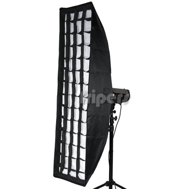 Softbox 35x140cm Bowens GRID ventilated FreePower