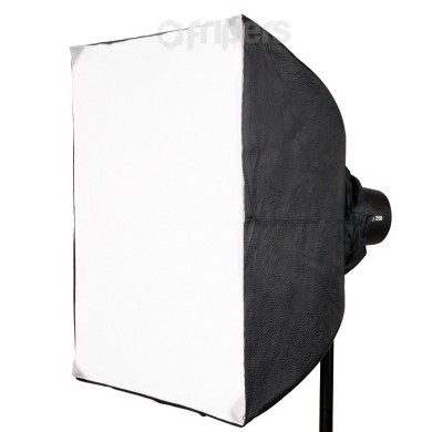 Softbox UNI FreePower 60x60cm 10,5-16cm, double diffuser