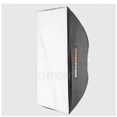Softbox FreePower 70x100 cm OUTLET bowens, double diffuser