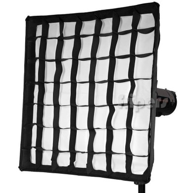 Softbox 70x70cm Bowens GRID ventilated FreePower