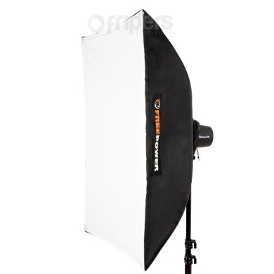 Softbox UNI FreePower 80x100m for lamps 10.5 - 16cm