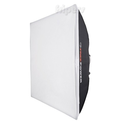 Softbox FreePower 80x80cm SUN 400