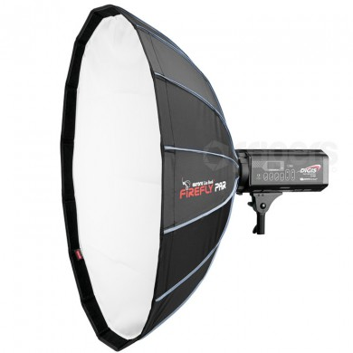 Softbox Aurora Firefly PAR 95cm quick set up