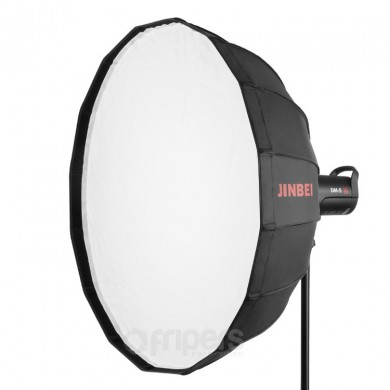 Softbox hexadecagonal Jinbei 105cm UMB beauty dish, quick montage
