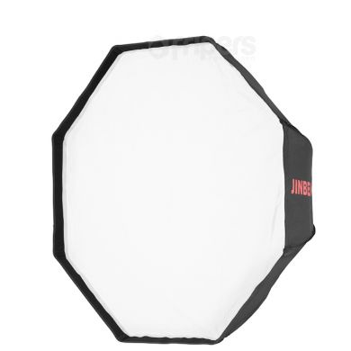 Softbox Jinbei KC-100 cm Umbrella structure, bowens