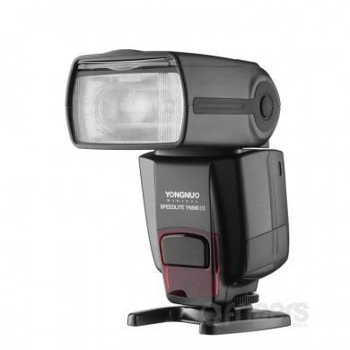 Speedlight YongNuo YN-560III v2018 with RF602 and RF603 receiver