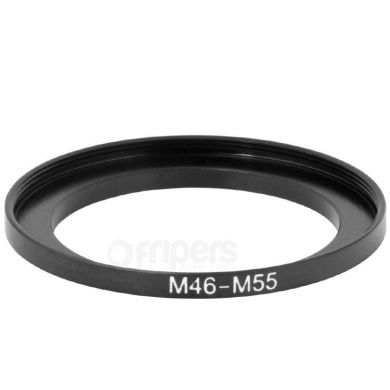 Step UP Ring 46 on 55 mm FreePower