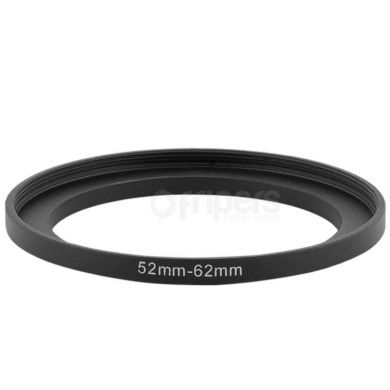 Step UP Ring 52 on 62 mm FreePower