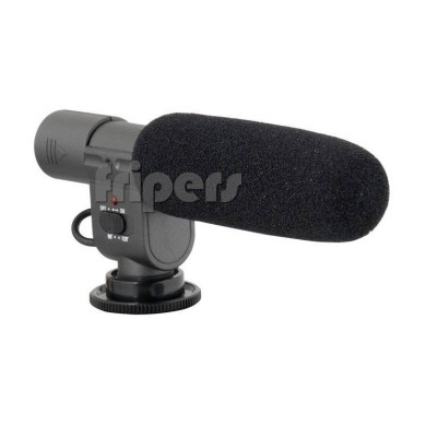 Stereo Microphone for DSLR FreePower