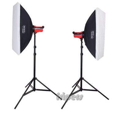 Flash lighting kit