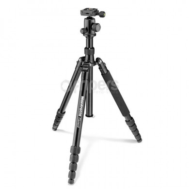 Photo Tripod Manfrotto Element Traveller Big black, with ball head