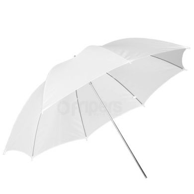 Diffusive umbrella FreePower 50cm white