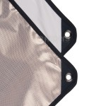Panel reflector Aurora 2in1 80x120cm sunlight / white