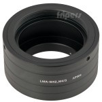 Lens adapter JJC Micro 4/3 to M42