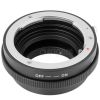 Lens adapter JJC Micro 4/3 to Pentax K aperture ring