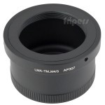 Lens adapter JJC Micro 4/3 to T-mount