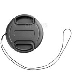 Lens Cap 58mm FreePower with the Leash
