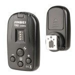 Wireless battery radio trigger Jinbei TRS 16 channels