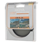 Polarizing Circular Filter HOYA HRT CIR-PL UV 52mm