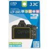 Polycarbonate LCD cover for Olympus OM-D / E-M5 JJC