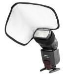 Portaflex QBF-B camera flash reflecting sheet