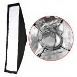 Softbox 30x140 cm STRIP Bowens mount - quick set FreePower