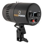 Studio flash lamp FreePower CY100MR