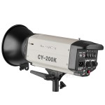 Studio flash lamp FreePower CY200K