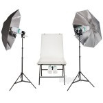 Continuous lighting kit FreePower 3 x 800W
